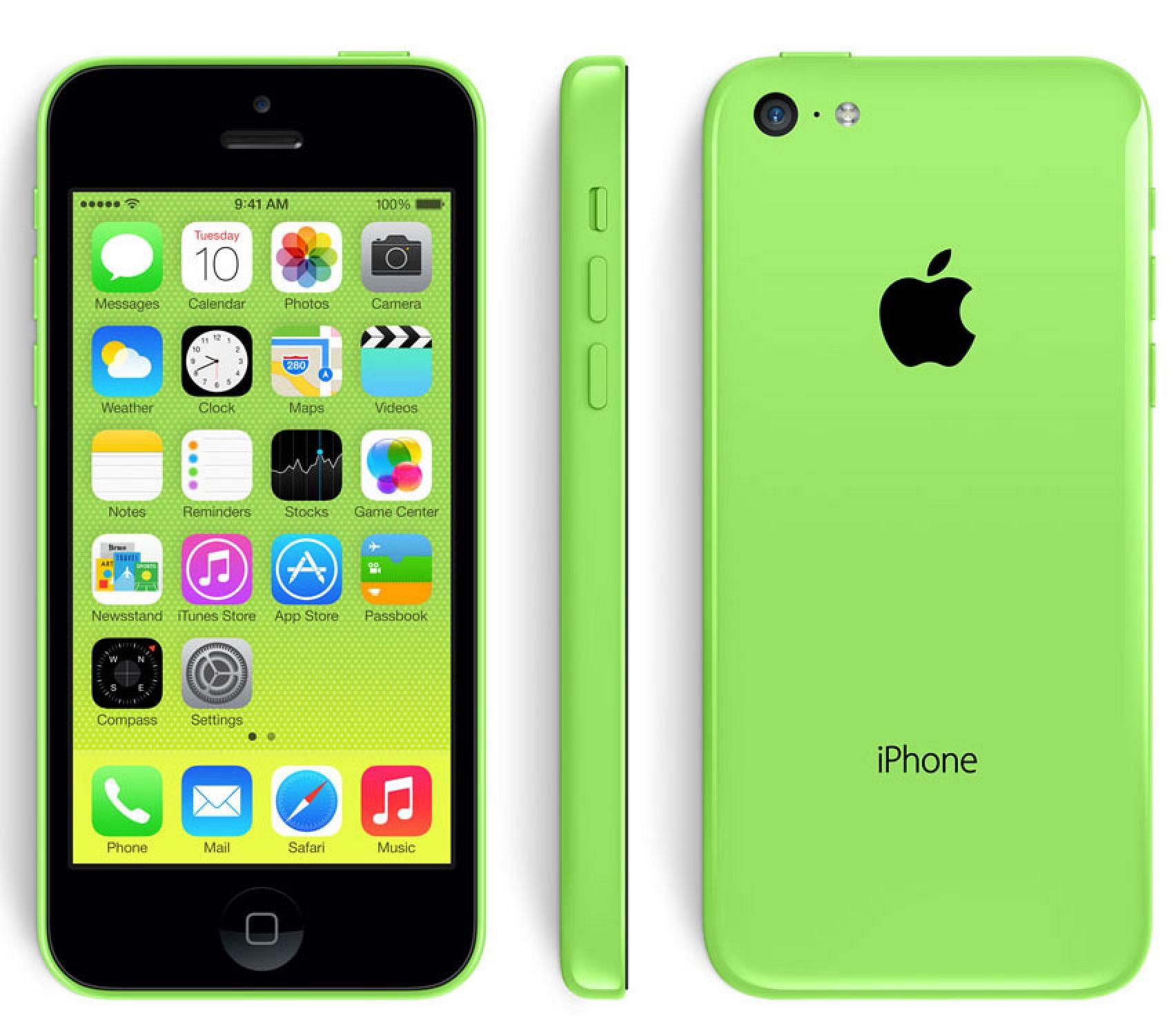 iphone 5c azul 16gb precio