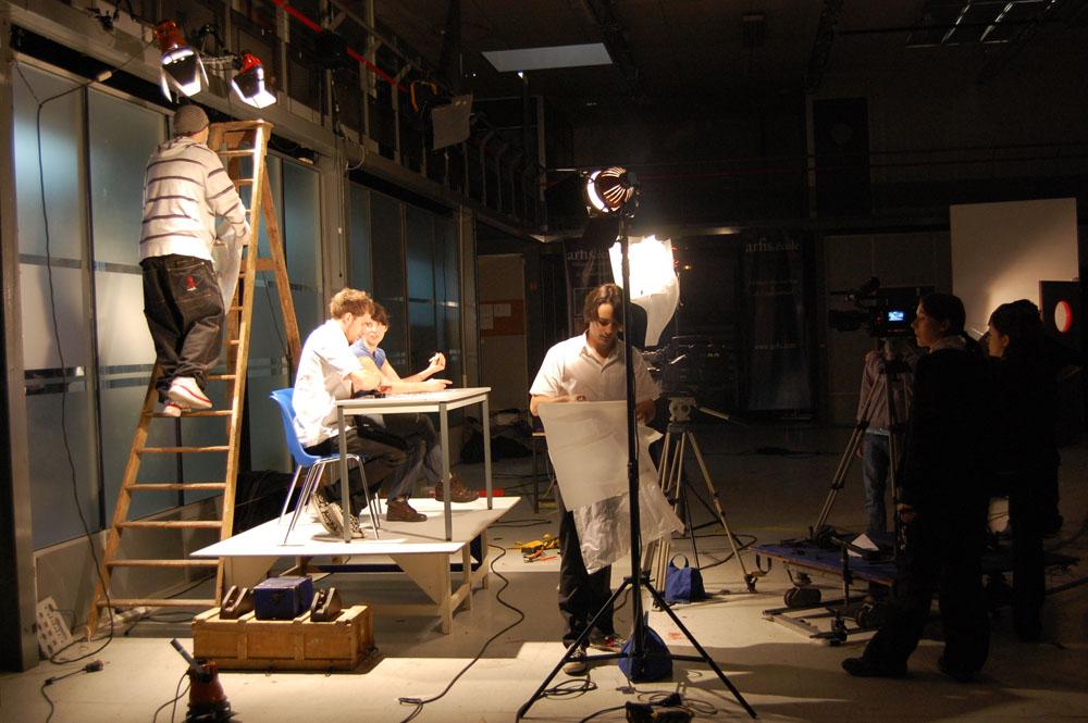 Ecole-audiovisuel.net, le rendez-vous des futurs réalisateurs