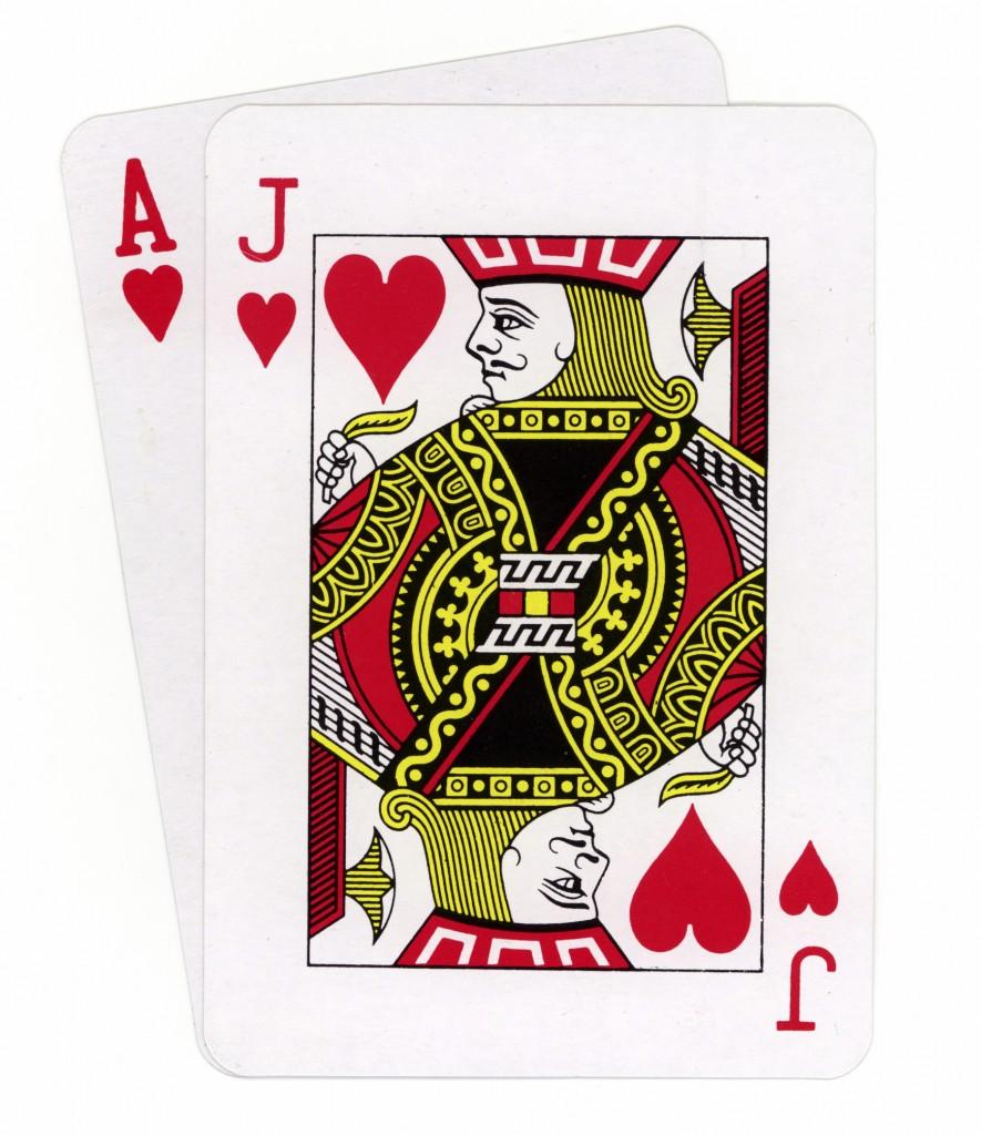 Blackjack, pour les accros de jeux de cartes