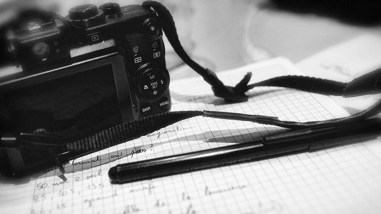 Formation photographe : le book