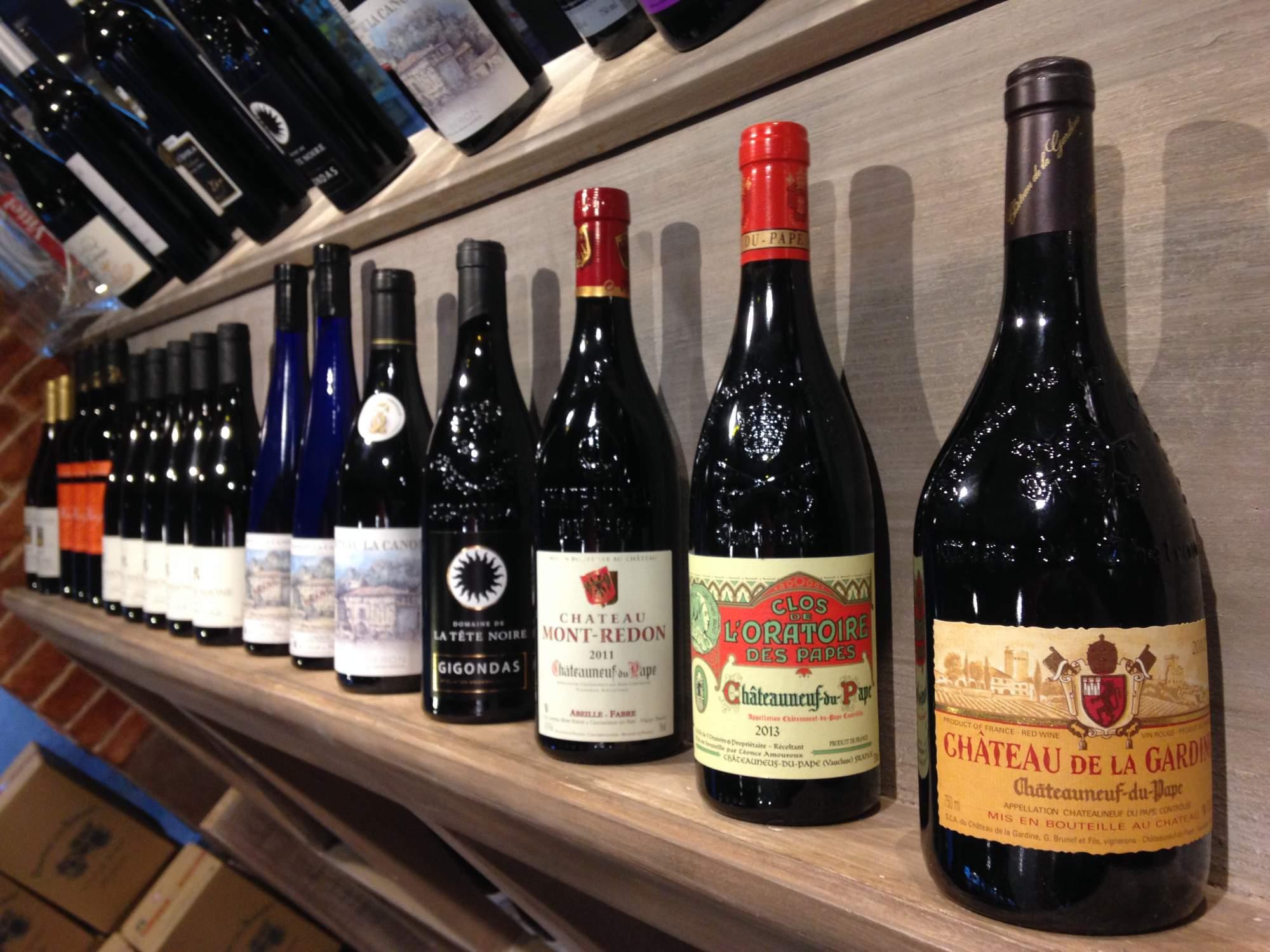 Vin Rhône : découvrez ce site web pour faire vos achats